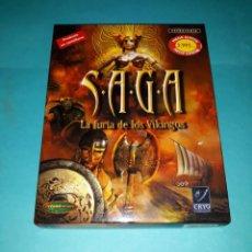 Videojuegos y Consolas: SAGA. LA FURIA DE LOS VIKINGOS. Lote 133383146