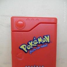 Videojuegos y Consolas: CONSOLA POKEMON POKEDEX 2000 TIGER. Lote 134091346