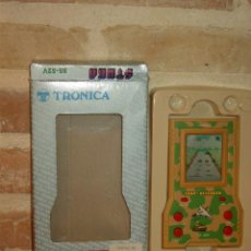 Videojuegos y Consolas: JUEGO ELECTRONICO GAME & WATCH TRONICA,TANK REVENGER. Lote 134094422