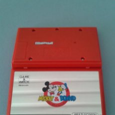 Videospiele und Konsolen - NINTENDO GAME&WATCH MULTISCREEN MICKEY&DONALD DM-53 VERY GOOD FILTROS NUEVOS!! R8018 - 134549542
