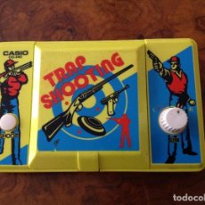 Videojuegos y Consolas: TRAP SHOOTING _ CASIO CG-340 (AÑO 1986) GAME & WATCH. Lote 134818370