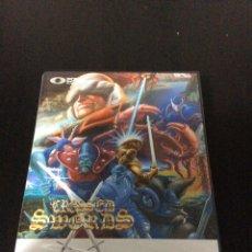 Videojuegos y Consolas: VIDEOJUEGO PARA NEO GEO AES CROSSED SWORDS. Lote 134863441