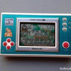 Videojuegos y Consolas: NINTENDO GAME&WATCH WIDESCREEN DONKEY KONG JR. DJ-101 EXTRA FINE FILTRO NUEVO!!! R8040. Lote 135098990