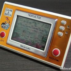 Videojuegos y Consolas: GAME & WATCH - TROPICAL FISH - NINTENDO - TF-104 VER VIDEO!!!!. Lote 135150790