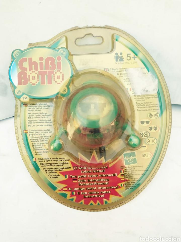 CHIBI BOTTO TAMAGOTCHI (Juguetes - Videojuegos y Consolas - Otros descatalogados)