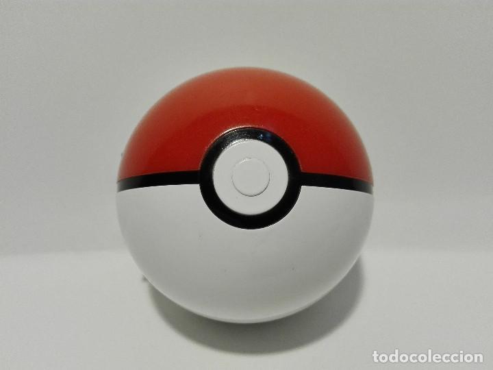 Videojuegos y Consolas: Pokeball Pokémon Nintendo Bandai 2004 - Foto 2 - 156051860