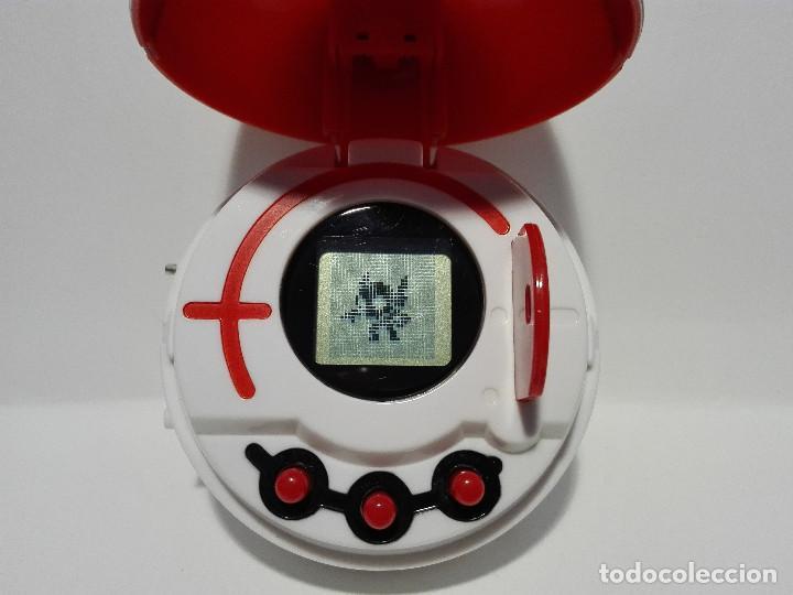 Videojuegos y Consolas: Pokeball Pokémon Nintendo Bandai 2004 - Foto 4 - 156051860