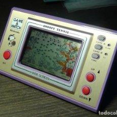 Videojuegos y Consolas: NINTENDO GAME & WATCH SNOOPY TENNIS - VER VIDEO!!!!. Lote 136200422
