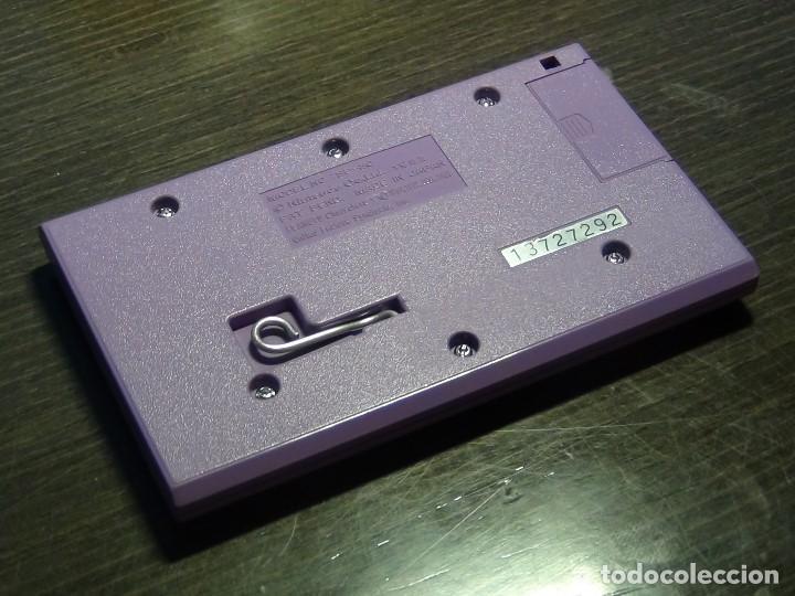 Videojuegos y Consolas: Nintendo game & watch Snoopy Tennis - VER VIDEO!!!! - Foto 8 - 136200422
