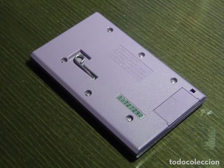 Videojuegos y Consolas: Nintendo game & watch Snoopy Tennis - VER VIDEO!!!! - Foto 9 - 136200422