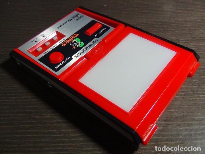 Videojuegos y Consolas: Nintendo Game & Watch - Mario s bombs Away Panaroma Screen TB - 94 - Foto 5 - 136209306