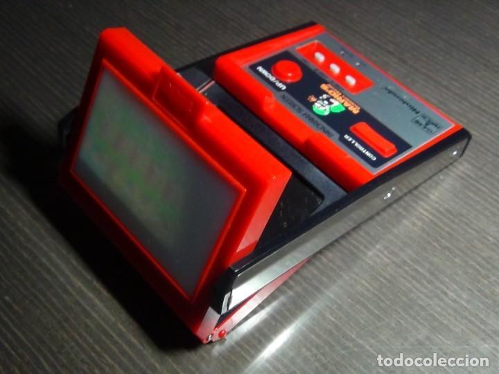 Videojuegos y Consolas: Nintendo Game & Watch - Mario s bombs Away Panaroma Screen TB - 94 - Foto 16 - 136209306
