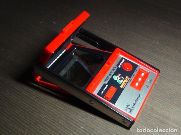 Videojuegos y Consolas: Nintendo Game & Watch - Mario s bombs Away Panaroma Screen TB - 94 - Foto 17 - 136209306