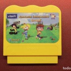 Videojuegos y Consolas: VTECH, JUEGO GIMNASIO INTERACTIVO. Lote 136256602
