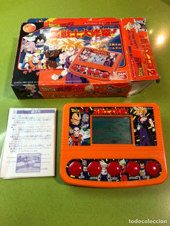 Videojuegos y Consolas: Game watch Dragón Ball bandai, juego electrónico, juguete antiguo - Foto 4 - 136417620