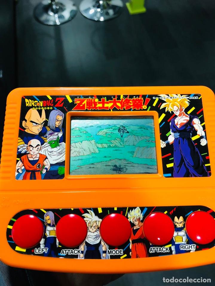 Videojuegos y Consolas: Game watch Dragón Ball bandai, juego electrónico, juguete antiguo - Foto 5 - 136417620
