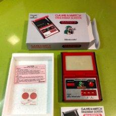 Videojuegos y Consolas: GAME & WATCH NINTENDO MARIO BOMBS PANORAMA SCREEN NINTENDO,CASIO,BANDAI,SEGA,TIGER,. Lote 136651212