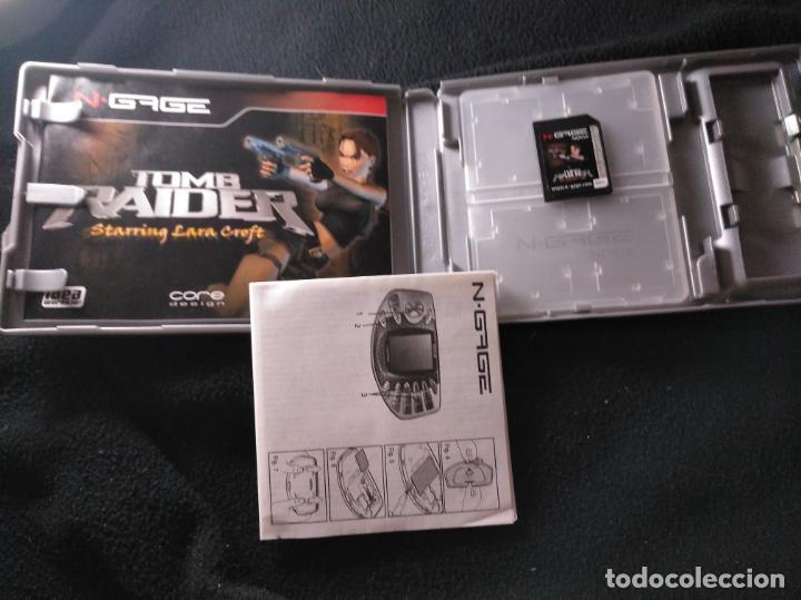 Videojuegos y Consolas: Tomb raider Ngage nokia - Foto 4 - 137103462