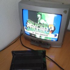 Videojuegos y Consolas: NEO GEO MVS SNK SUPER SIDEKICKS 2 ORIGINAL FUNCIONANDO WORKING JAMMA R8191. Lote 137391982
