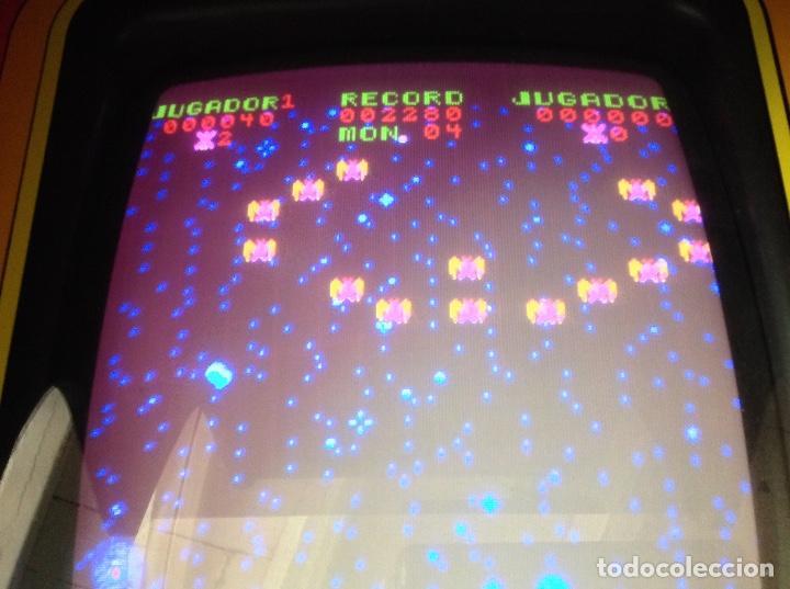 Videojuegos y Consolas: MAQUINA RECREATIVA DE SALON - JUEGO ORIGINAL AVE FENIX AÑO 81 - VIDEO SHOW FABRICADA POR EUROGAME - Foto 6 - 137429042