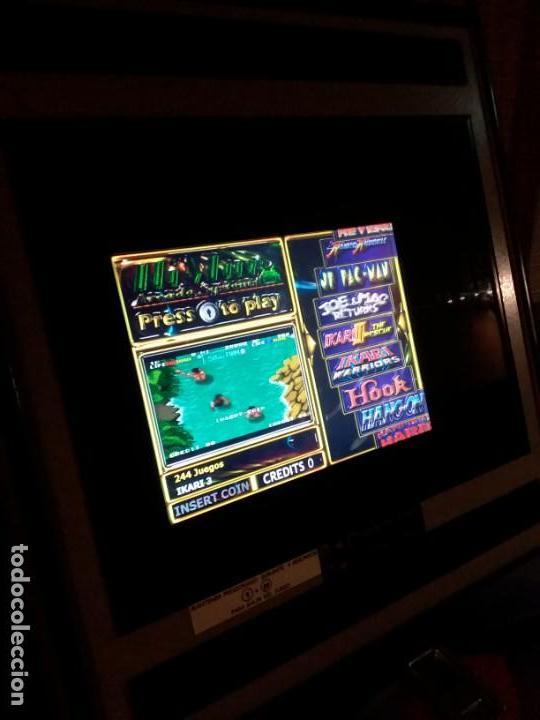Videojuegos y Consolas: MAQUINA RECREATIVA DE SALON JUEGO ORIGINALES revisada por experto ordenador nuevo monedero a euro - Foto 8 - 137782422