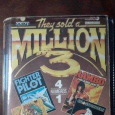 Videojuegos y Consolas: THEY SOLD MILLION 3 (SPECTRUM). Lote 137850110