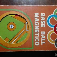 Videojuegos y Consolas: BASE BALL MAGNETICO. Lote 137864970