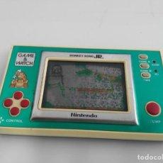 Videojuegos y Consolas: ANTIGUA MAQUINITA GAME WATCH DE NINTENDO DONKEY KONG JR . Lote 138756654
