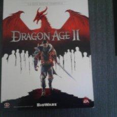 Videojuegos y Consolas: DRAGON AGE II LA GUIA OFICIAL COMPLETA. Lote 138775138