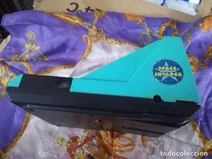 Videojuegos y Consolas: MAQUINA SPACE INVADER GAKKEN FUNCIONA MAQUINITA - Foto 5 - 138780558