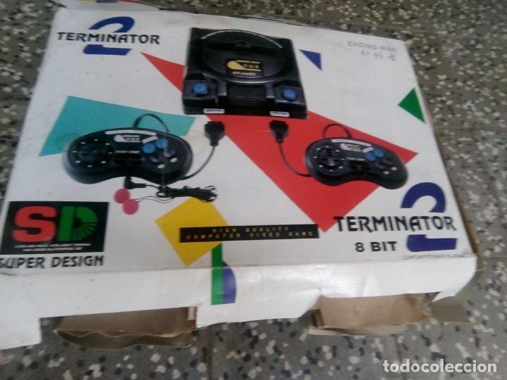 Console Terminator