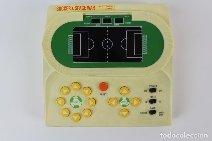 Videojuegos y Consolas: CONSOLA GAME WATCH TOMMY SOCCER & SPACE WAR - Foto 1 - 139054130