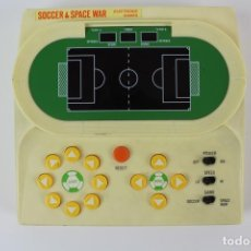 Videojuegos y Consolas: CONSOLA GAME WATCH TOMMY SOCCER & SPACE WAR. Lote 139054130