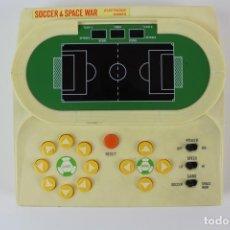 Videojuegos y Consolas: CONSOLA GAME WATCH TOMMY SOCCER & SPACE WAR. Lote 139054130
