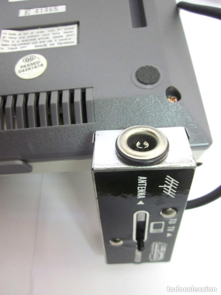 Videojuegos y Consolas: Antigua Consola Video Game Computer dos mandos Tv Ac Adaptor cable adaptador - Foto 10 - 139067942