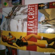 Videojuegos y Consolas: POSTER DE TOMB RAIDER - - LARA CROFT- REVISTA TOP. Lote 139156522