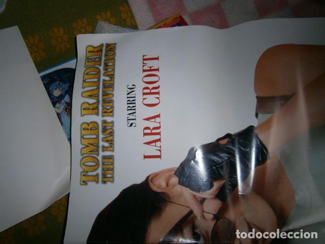 Videojuegos y Consolas: Poster lara croft Tomb Raider: The Last Revelation - Foto 2 - 139156298