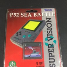 Videojuegos y Consolas: SUPERVISION GAME P52 SEA BATTLE. Lote 139534954