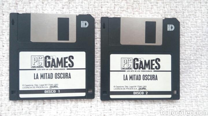 DISKETE PC GAMES (Juguetes - Videojuegos y Consolas - Otros descatalogados)