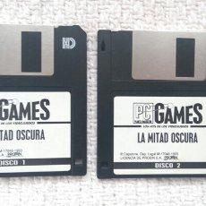 Videojuegos y Consolas: DISKETE PC GAMES. Lote 139719701