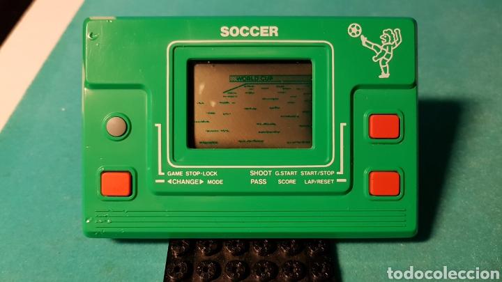 MAQUINITA NO GAME AND WATCH SOCCER FOOTBALL (Juguetes - Videojuegos y Consolas - Otros descatalogados)
