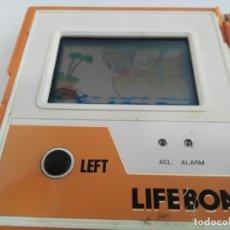 Videojuegos y Consolas: ANTIGUA NINTENDO GAME WATCH LIFE BOAT. Lote 140288102