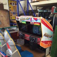 Videojuegos y Consolas - Maquina recreativa arcade vintage simulador FINAL LAP R. Ocasión. - 140676378