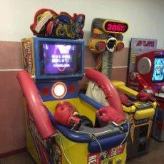 Videojuegos y Consolas - Maquina recreativa arcade REAL PUNCHER. Ocasion. Vintage. - 140686980