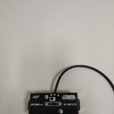 Videojuegos y Consolas: 1118- CABLE ANTENA PARA CONSOLAS ATARI?? / SEGA ?? Nº 1. Lote 140732738