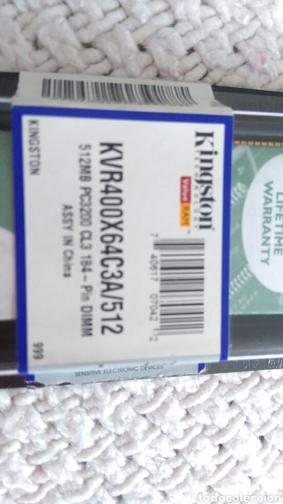 Videojuegos y Consolas: MEMORIA RAM KINGSTON - Foto 3 - 140741422