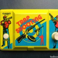 Videojuegos y Consolas: GAME WATCH TRAP SHOOTING CASIO. Lote 140949998