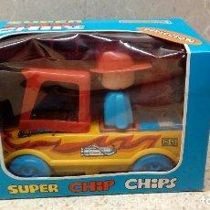 Videojuegos y Consolas: COCHE DE BOMBERO SUPER CHIP CHIPS OBERTOYS * NUEVO-SIN JUGAR * AÑOS 70.. Lote 141730162