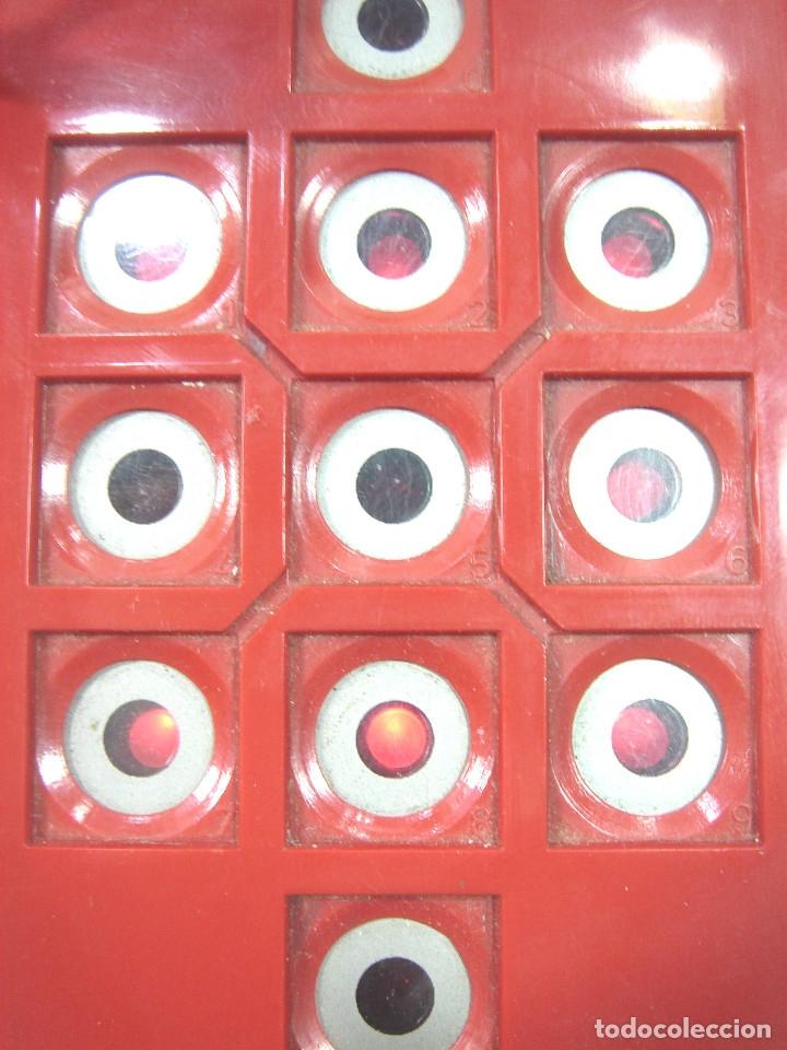 Videojuegos y Consolas: JUEGO ELECTRONICO-MERLIN DE BORRAS 1980 REF: 8081 ¡¡FUNCIONANDO¡¡ 6 JUEGOS DISTINTOS - Foto 9 - 141870554