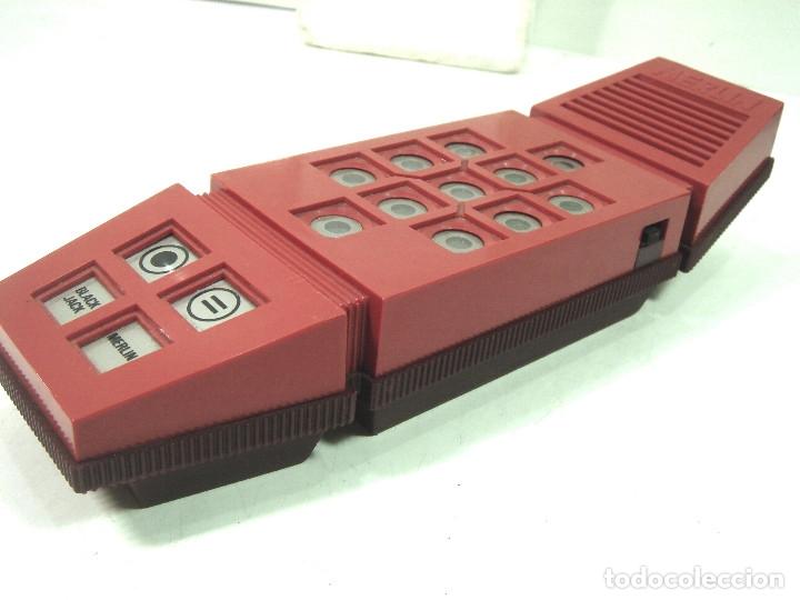 Videojuegos y Consolas: JUEGO ELECTRONICO-MERLIN DE BORRAS 1980 REF: 8081 ¡¡FUNCIONANDO¡¡ 6 JUEGOS DISTINTOS - Foto 4 - 141870554